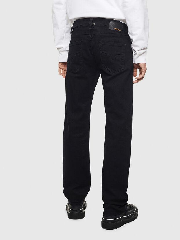 Larkee 0688H, Black/Dark grey - Jeans