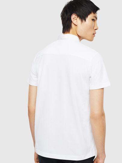 Diesel - T-TRITEN, White - T-Shirts - Image 2