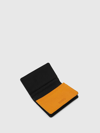 Diesel - DUKEZ, Black/Orange - Small Wallets - Image 4