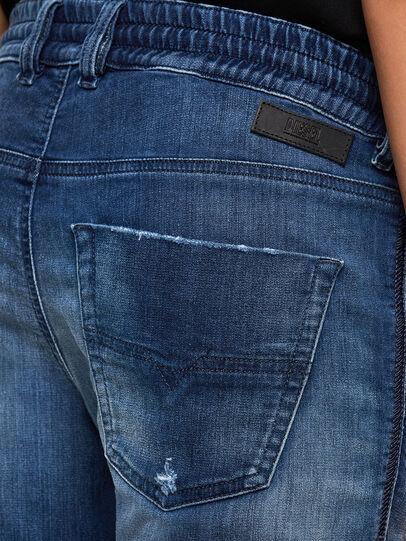 Diesel - KRAILEY JoggJeans® 069PL, Dark Blue - Jeans - Image 3