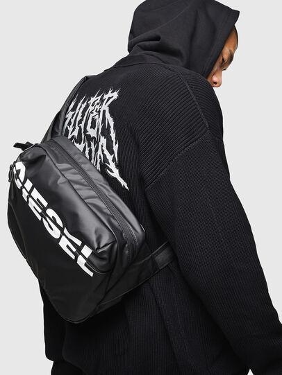 Diesel - F-BOLD CROSS, Black - Crossbody Bags - Image 7