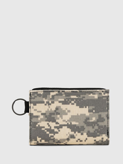 Diesel - YOSHI, Grey - Small Wallets - Image 2