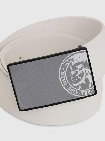 Diesel - B-ACCA, White - Belts - Image 2
