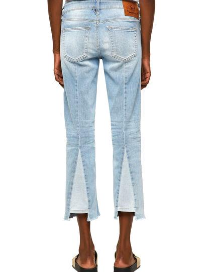 Diesel - D-Ebbey 009ZZ, Light Blue - Jeans - Image 2