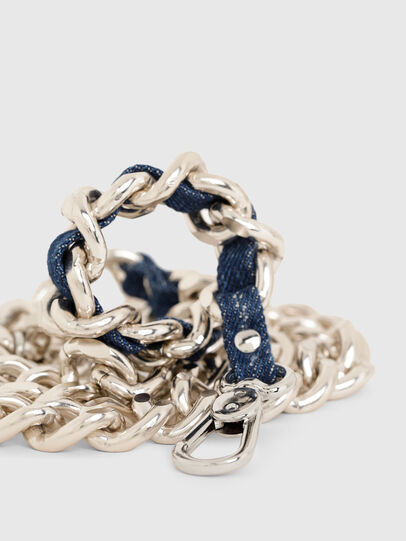 Diesel - B-CHAIN, Oro/Blue - Belts - Image 2