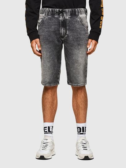 Diesel - D-KROOSHORT JOGGJEANS,  - Shorts - Image 1