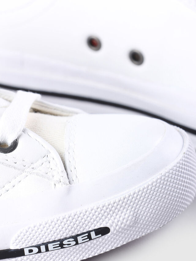 Diesel - EXPOSURE IV LOW  W, White - Sneakers - Image 5