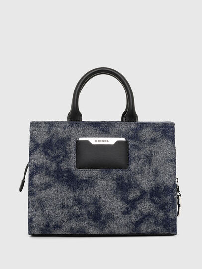Diesel - PIRITE, Blue - Satchels and Handbags - Image 2
