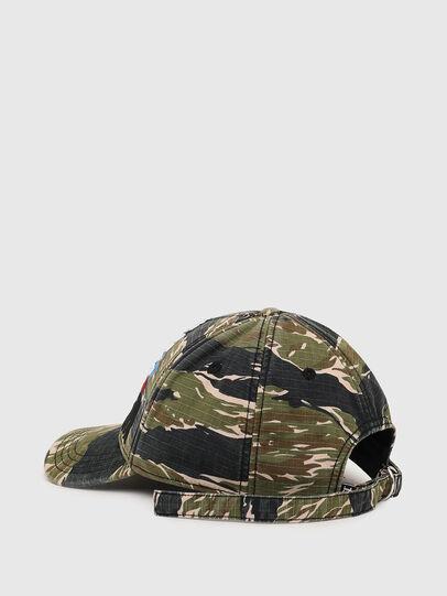 Diesel - C-RIPCA, Military Green - Caps - Image 2