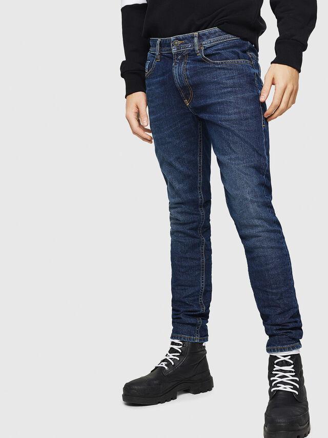 Diesel - Thommer 0890E, Medium blue - Jeans - Image 1