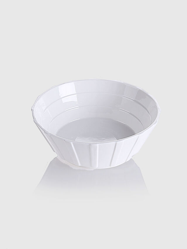 Diesel - 10980 MACHINE COLLEC, White - Bowl - Image 1