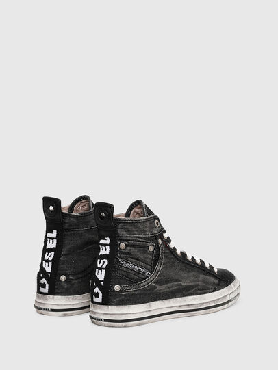 Diesel - EXPOSURE IV W, Black - Sneakers - Image 3