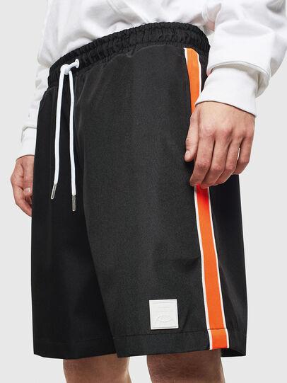Diesel - P-KEITH, Black - Shorts - Image 3