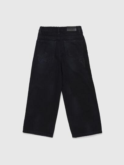 Diesel - WIDEE-J-SP, Black - Jeans - Image 2