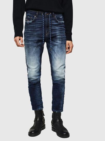Diesel - D-Vider JoggJeans 069KD, Dark Blue - Jeans - Image 1