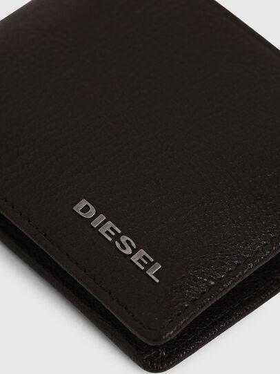 Diesel - HIRESH XS, Brown - Small Wallets - Image 5