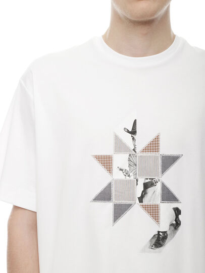 Diesel - TEORIAL-PEZZABOY2,  - T-Shirts - Image 4
