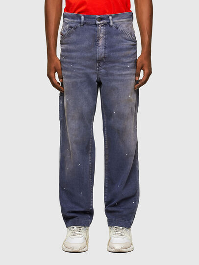 Diesel - D-Franky 009MC, Medium blue - Jeans - Image 1