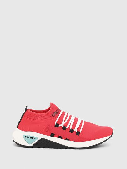 Diesel - S-KB SLG, Red - Sneakers - Image 1