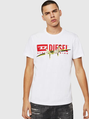 T-DIEGO-BX2, White - T-Shirts