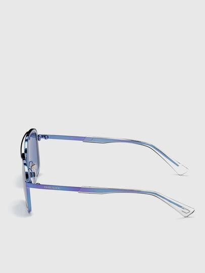 Diesel - DL0320, Blue - Sunglasses - Image 3