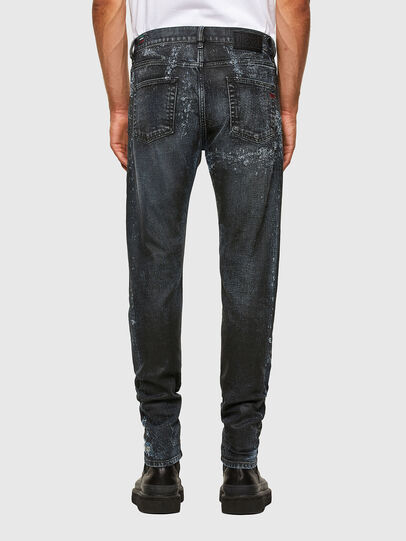 Diesel - D-Strukt 009JQ, Dark Blue - Jeans - Image 2