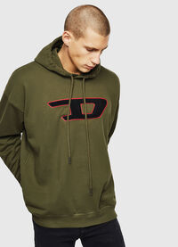 S-DIVISION-D, Military Green