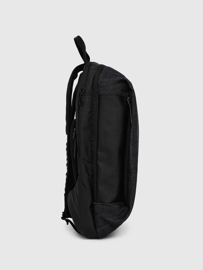 Diesel - D-SUBTORYAL BACK, Blue Jeans - Backpacks - Image 3