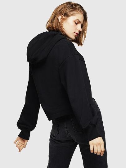 Diesel - F-DINIE-A, Bright Black - Sweaters - Image 2