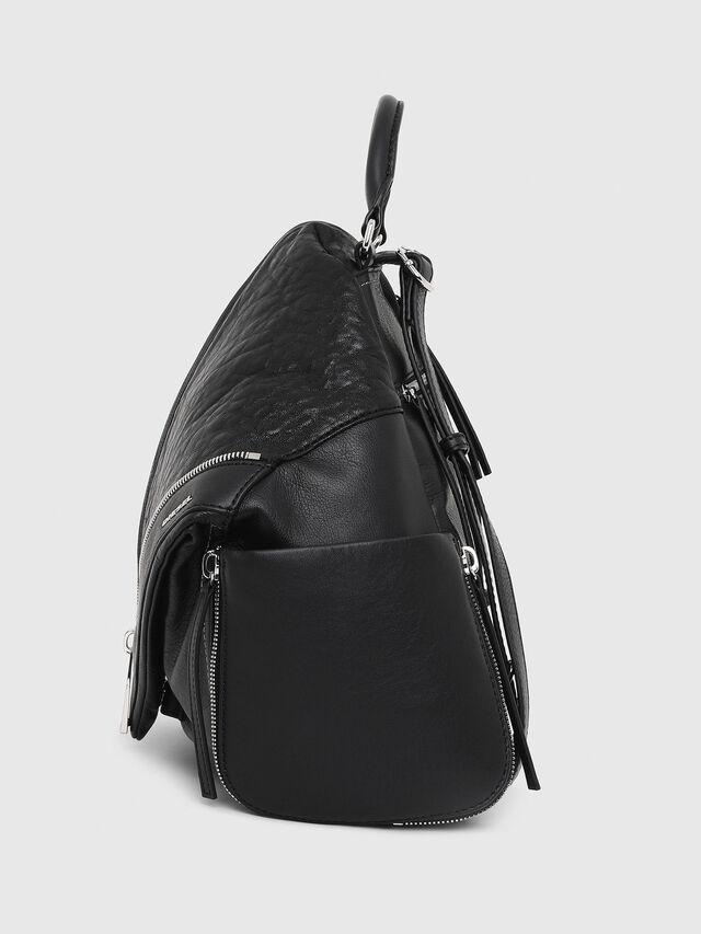 Diesel LE-MHONIC, Black - Backpacks - Image 3
