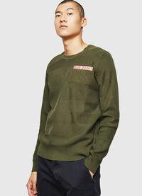 K-STLE, Military Green
