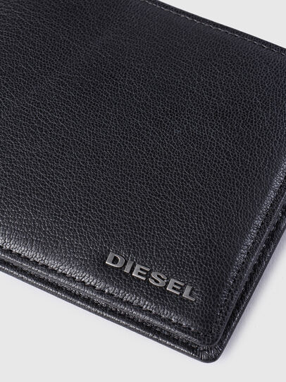 Diesel - NEELA S, Black Leather - Small Wallets - Image 4