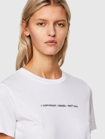 Diesel - UFBY-BODYSILY, White - Bodysuits - Image 3