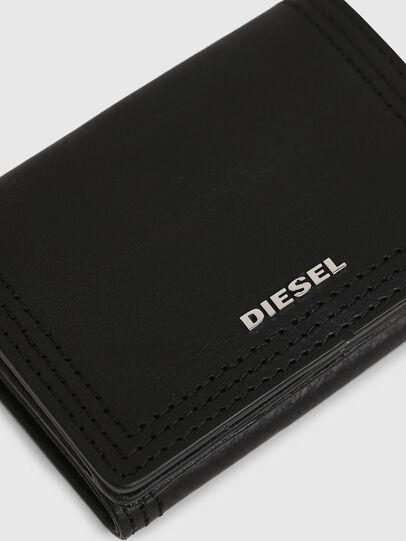 Diesel - LORETTINA, Black - Small Wallets - Image 5