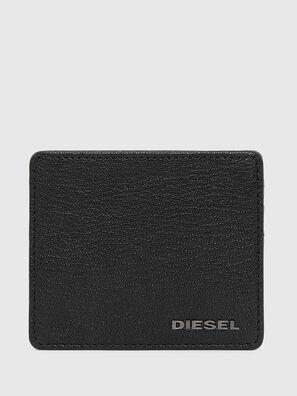 JOHNAS I, Black Leather - Card cases