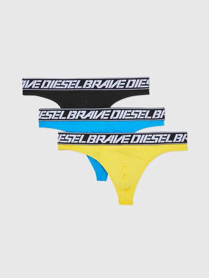 Diesel - UMBR-STRINGTHREEPACK, Multicolor - Briefs - Image 1