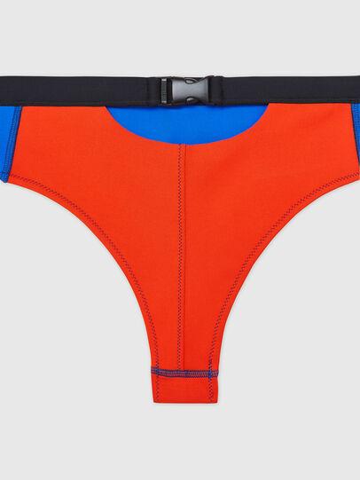 Diesel - BFPN-PEGGYDOO, Blue/Orange - Panties - Image 3