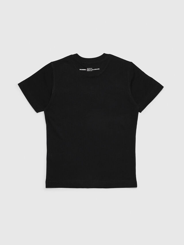 Diesel - TSILYWG, Black - T-shirts and Tops - Image 2