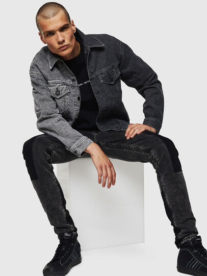 Diesel - D-POLL,  - Denim Jackets - Image 6