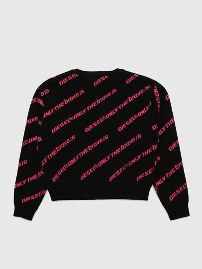 Diesel - KOTTO, Black - Knitwear - Image 2