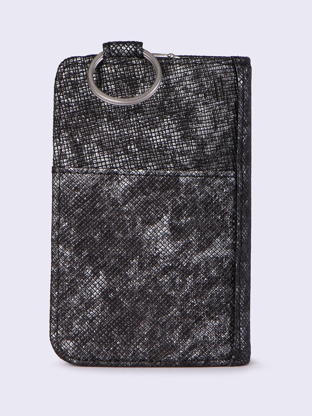 D-KEY HOLDER, Black/Grey