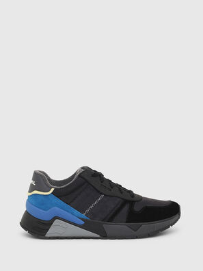 S-BRENTHA FLOW, Black/Blue - Sneakers