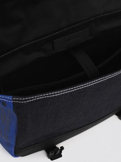Diesel - VENESSENGER, Dark Blue - Crossbody Bags - Image 7