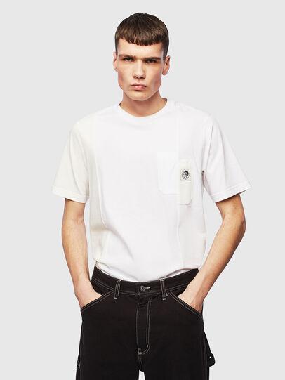 Diesel - T-RISEN, White - T-Shirts - Image 4