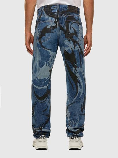 Diesel - D-Macs 0079I, Medium blue - Jeans - Image 2