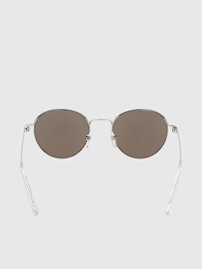 Diesel - DL0290, White - Sunglasses - Image 4