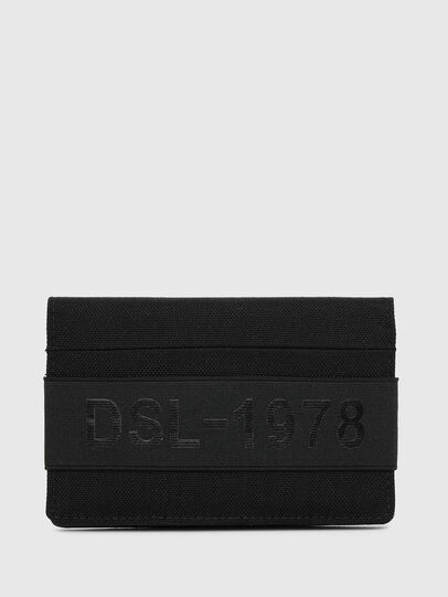 Diesel - ORGANIESEL, Dark Blue - Small Wallets - Image 1