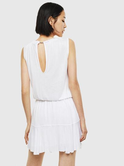 Diesel - D-ROCKI, White - Dresses - Image 2
