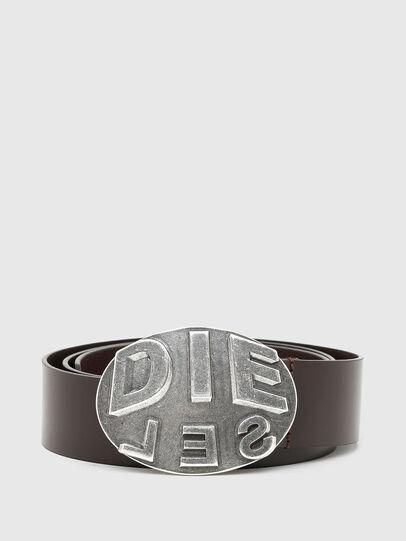 Diesel - B-METALROUND, Brown - Belts - Image 1