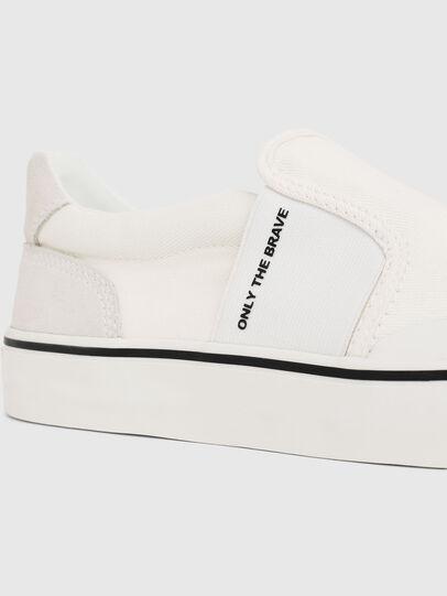 Diesel - S-FLIP SO, White - Sneakers - Image 4